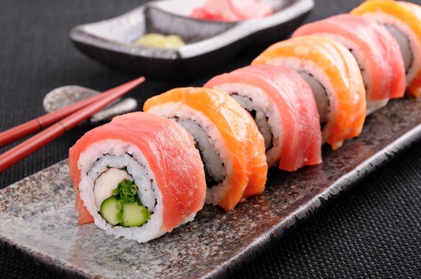 кое-что о суши