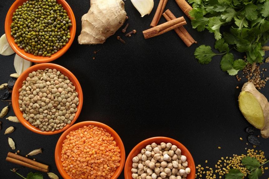 Анатолий Роксман - indian food